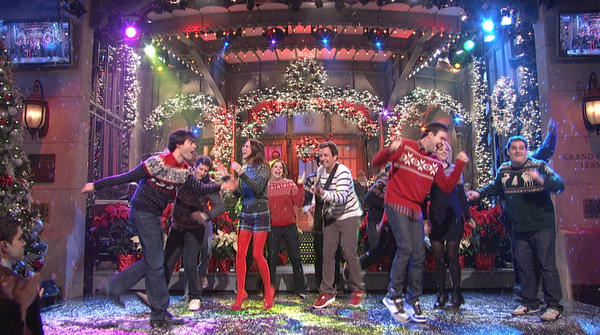 Snl Christmas Special.Saturday Night Live Snl On Twitter Snl Christmas Special