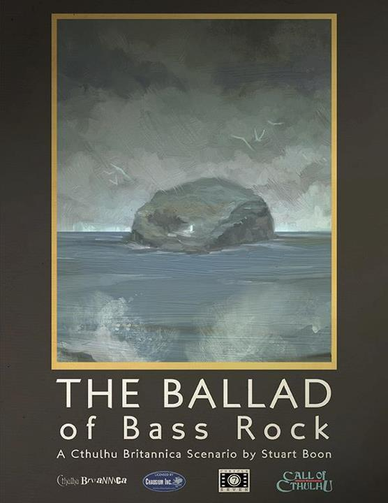 The Ballad of Bass Rock
