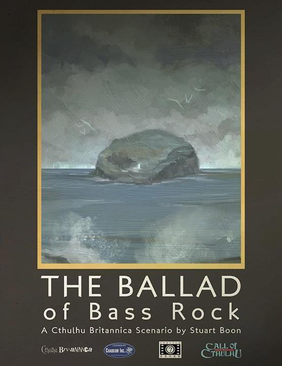 The Ballad of Bass Rock