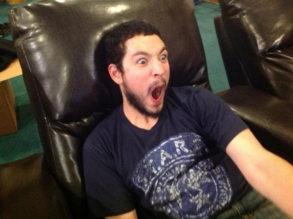 "Daniel Gidlow @ RTX on Twitter: ""And @UberHaxorNova's ... Uberhaxornova Face"