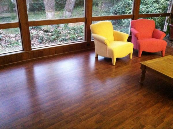 "ameri floors on twitter: ""allen+roth laminate flooring. http://t"