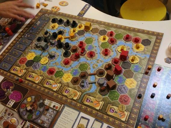 terra mystica how to play