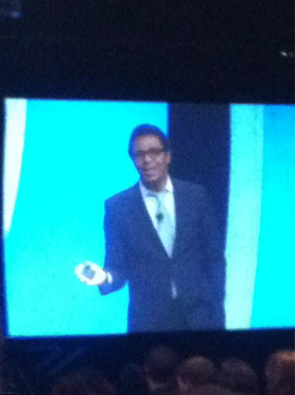 #vision12. Roland Fryer author of Freakonomics is on stage!  How awesome! http://pic.twitter.com/ycRq2fB7