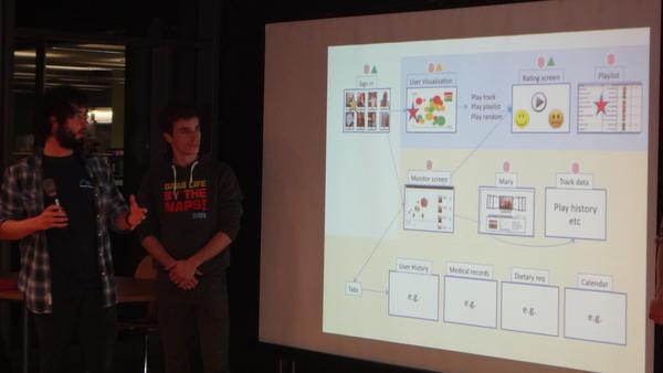 Mindful Music team presenting #rhoksoton http://pic.twitter.com/MK1BB4GB