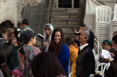 Alanis Morrissette in Israel