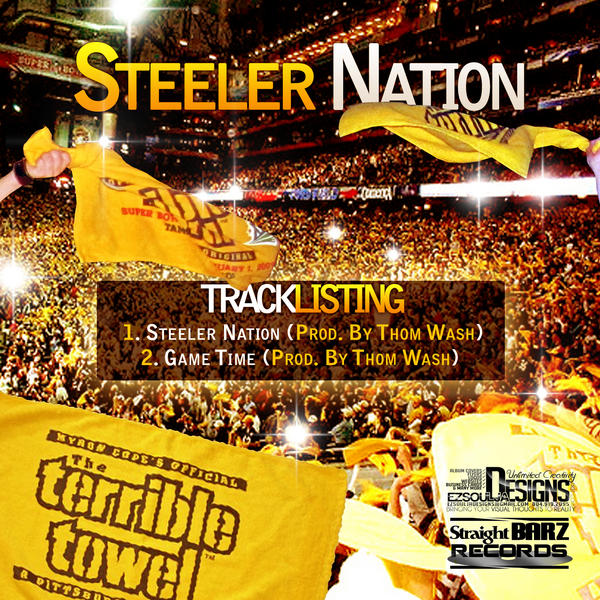@TommyBazzone And soon as my song #SteelerNation hits stores and internet Should boost our steelers. LET'S GO http://t.co/nU6OaBle