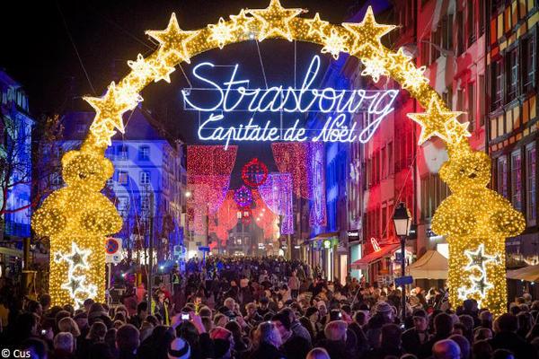 Alsace on twitter strasbourg capitale de no l - Office de tourisme strasbourg marche de noel ...