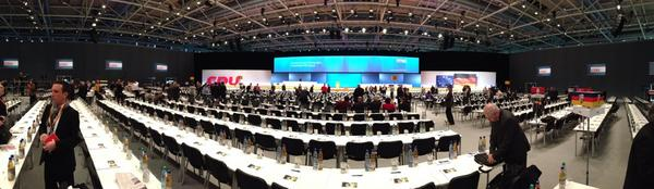 Thumbnail for Der CDU-Parteitag bei Twitter