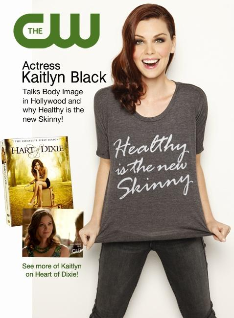 Black kaitlyn Cress Williams