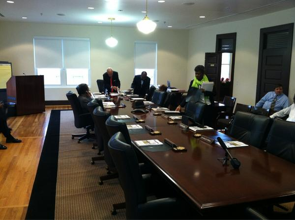 "#SCSU board set to vote on $6M in cuts today. ""Everything on the table,"" according to one board member. http://pic.twitter.com/JKgevfMu"