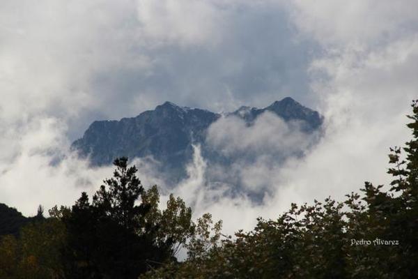 Picos de Europa, Liebana. Fotografiando Twitter desde Meteosal.com