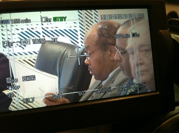 #SCSU trustee John Corbitt objects to agenda. Says board w/o duly elected chair. Corbitt loses 6-3. Mtg moves on. http://pic.twitter.com/NMvoEBz5