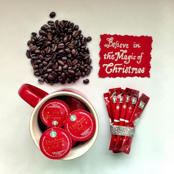 starbucks coffee on twitter day 7 offer starbucks christmas blend coffees up to 33 off httptcom6qp0s8k 12days rekindle httptcohchq35wj