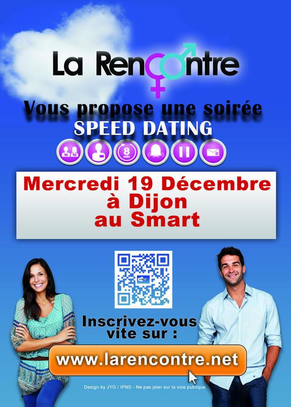 Soirée Speed Dating Dijon