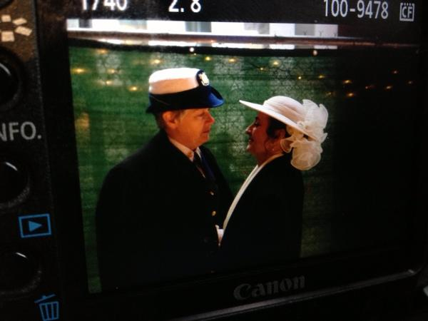 Deb and Nancy have spent their whole life together (14 years) on standby, now they are on standby at City Hall #MEdayWA pic.twitter.com/Hk7tAM87