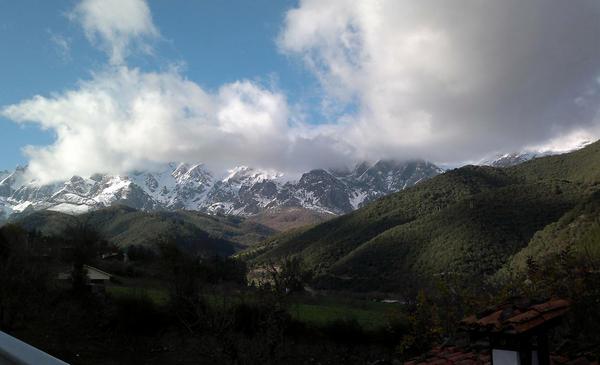 Picos de Europa. Fotografiando Twitter desde Meteosal.com
