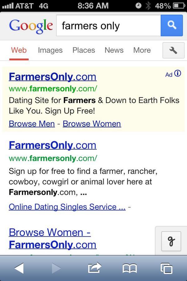 farmersonly free browsing