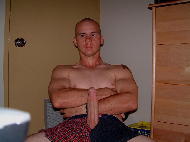 Bisexual skinhead nude