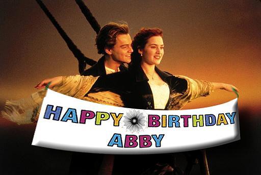 Downcity Restaurant On Twitter Happy Birthday Abby Come