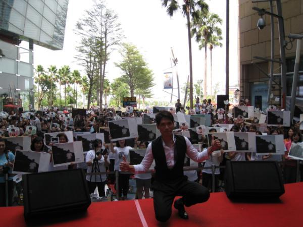 好久不見的楊宗緯,9/17簽唱會活動(高雄夢時代購物中心) http://t.co/7q9GwewT