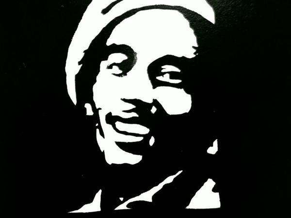 Bob Marley Stencils Ot...