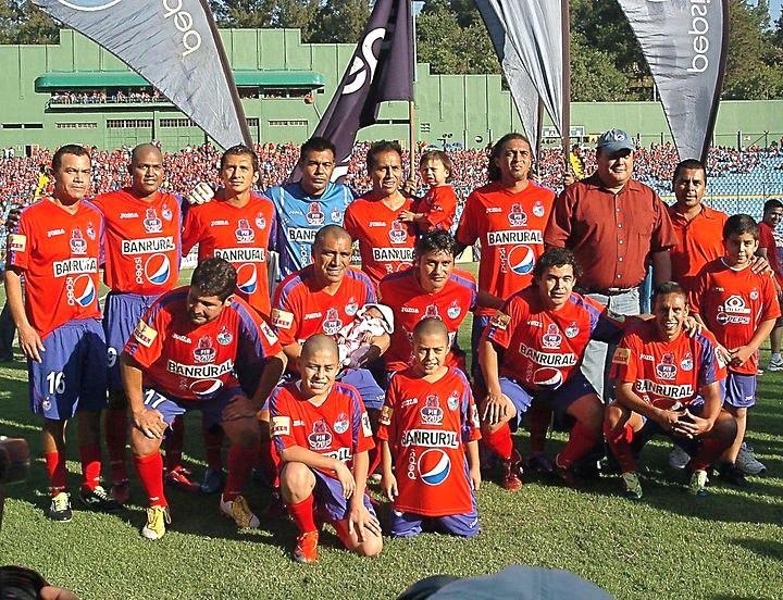 El equipo del Penta 2011