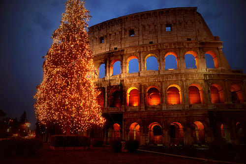 #Christmas in #Rome http://pic.twitter.com/NC6kZAZD