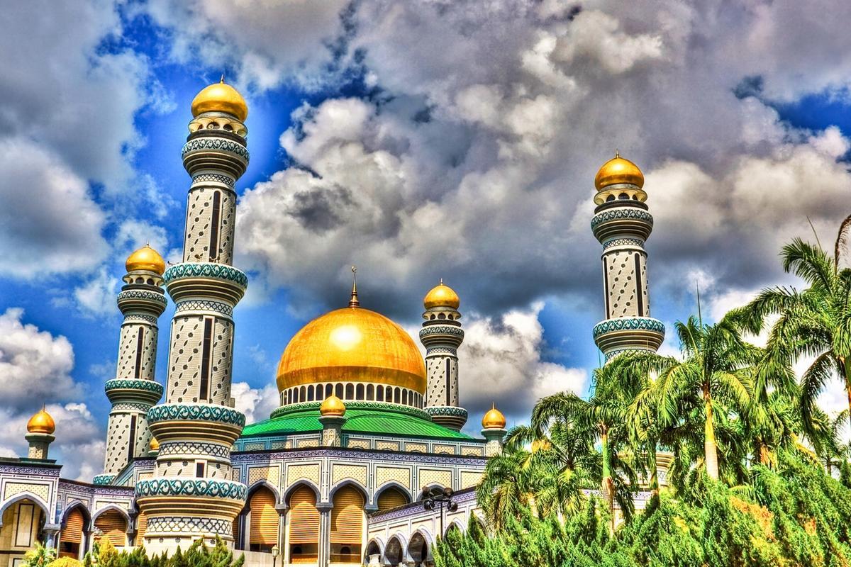 фотообои мечеть на телефон данного