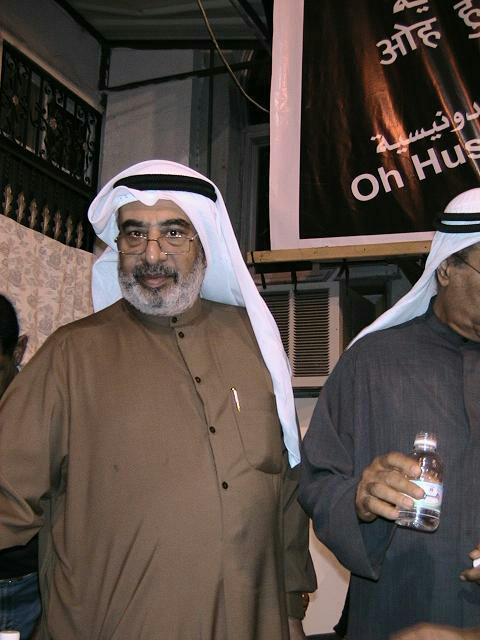 مشاهير الشيعة A Twitteren غازي حسين ممثل قطري صورته وهو يخدم في الحسينية Http T Co Zla3dtcf