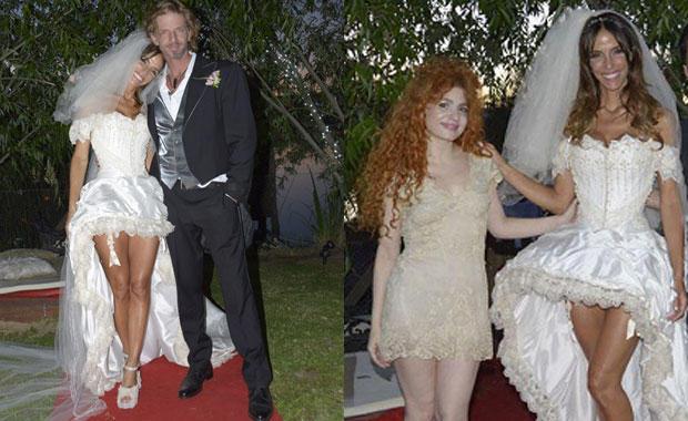 """lopaloca 💚 on twitter: """"ah, no, no! el vestido de novia de susini"""
