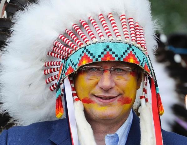 Canadian citizens: Call for an IMMEDIATE No-Confidence vote against Stephen Harper