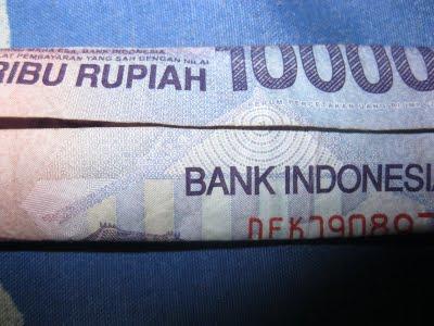 misteri mata uang rupiah