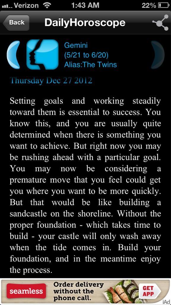 horoscop gemini 27 decemberie