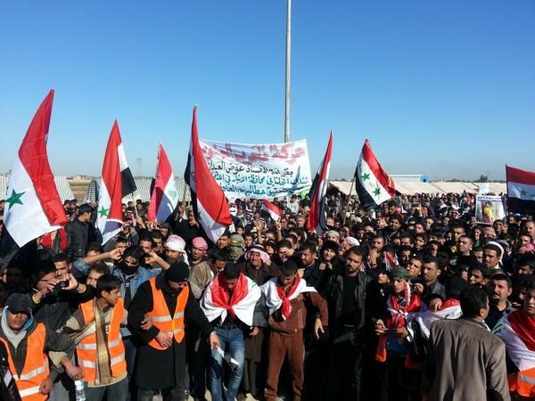 Début de révolte en Irak? A_IJittCcAASQyX