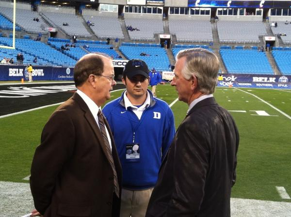 NFF  Cutcliffe father and son coaching tree