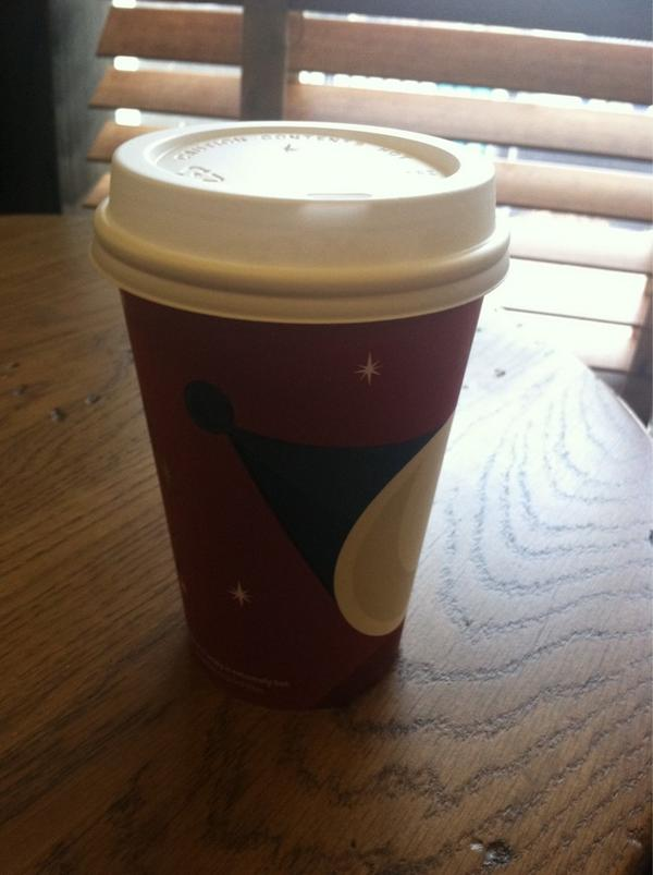 Disappointed my Capitol Hill @Starbucks cup came without a #cometogether message! http://pic.twitter.com/Bp3bscgU