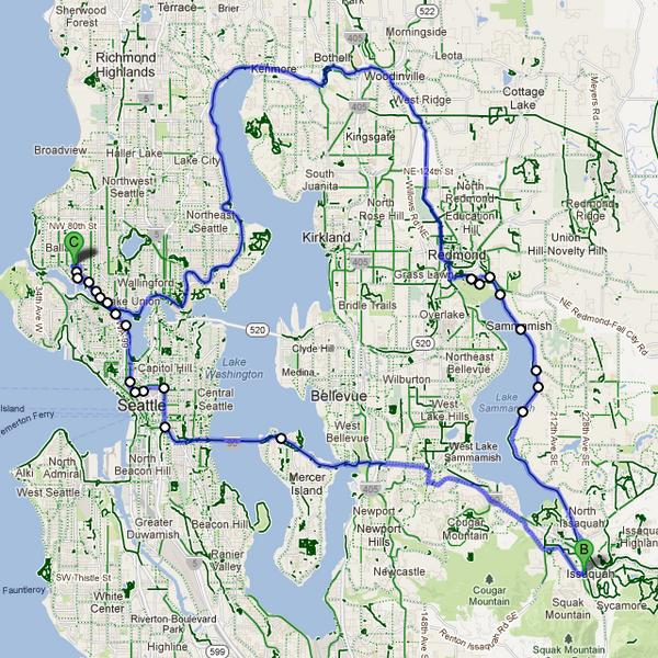 Achievement unlocked: Metric Century (64 miles)! #cycling http://pic.twitter.com/AU6G0qSy