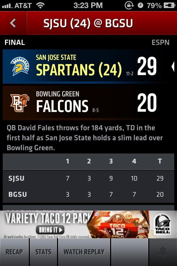 #SanJoseState #Spartans #Football http://pic.twitter.com/oBVCzu3U