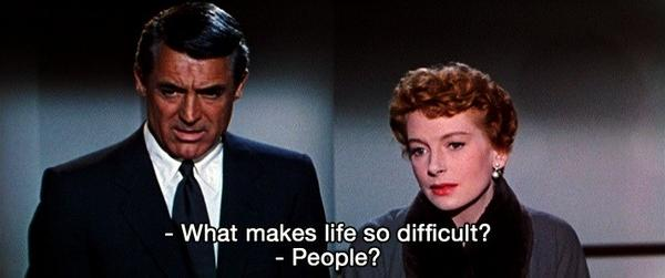 What makes a person difficult