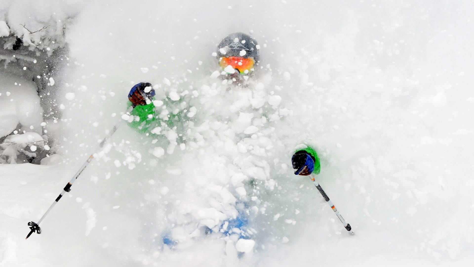 Twitter / MattMakens247Wx: Want to #ski with a face full ...