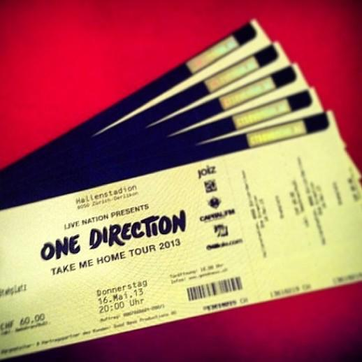 one direction meet and greet tickets london 2013