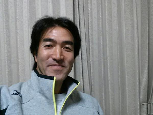 """美濃部 直彦 na Twitteru: """"年末恒例で剃りました。 http://t.co/eD05Q6oj"""""""