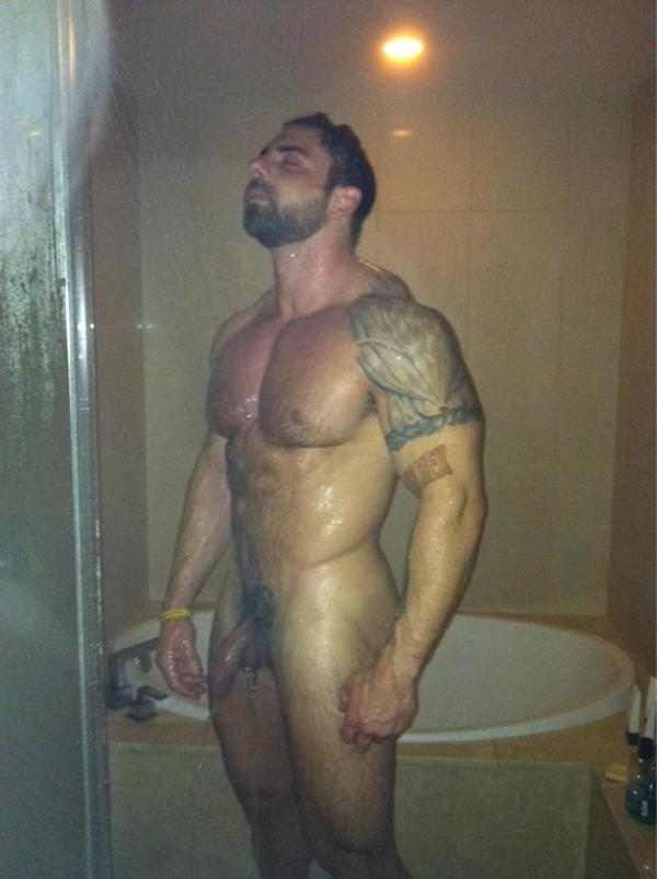 Athletes male public naked photos gay in 6
