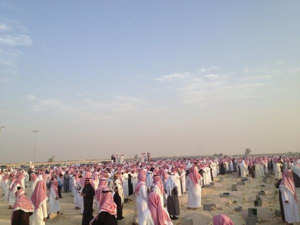 الصلاة الشيخ سلطان العويد جنازة