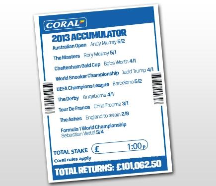 Coral betting slip check trackside betting results for belmont