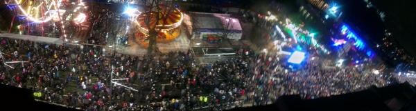Thumbnail for #Blogmanay live blog for #Hogmanay in #Edinburgh