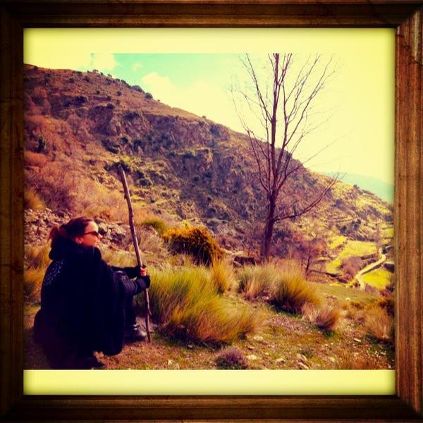 Aire puro,energía positiva,bienvenido 2013! Besos amores. http://pic.twitter.com/HyKwYsER