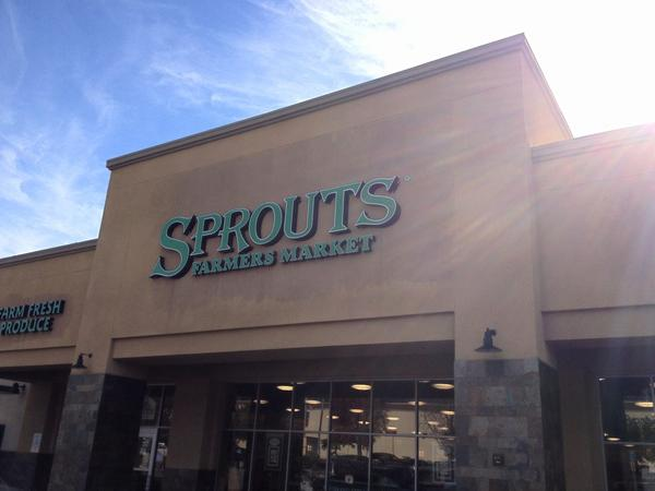 food sprouts store