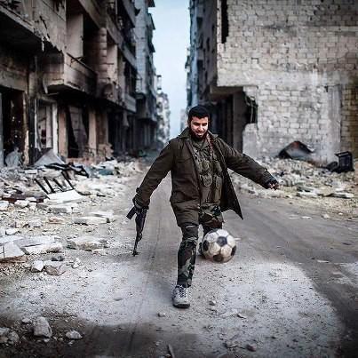 بالاشتراك مع جبهة النصرة .... ادعوا لإخوانكم بالنصر وا A_tHG26CIAARN80