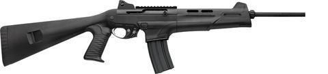 Rx4ストーム ベレッタ社により開発された自動小銃。Px4、Cx4と共にStormシリーズを構成している。人間工学に基づいた設計で、射手の体格に応じて銃床が調節可能。ガス圧自動調節システム採用。現在はベネリ社からMR1の名称で販売
